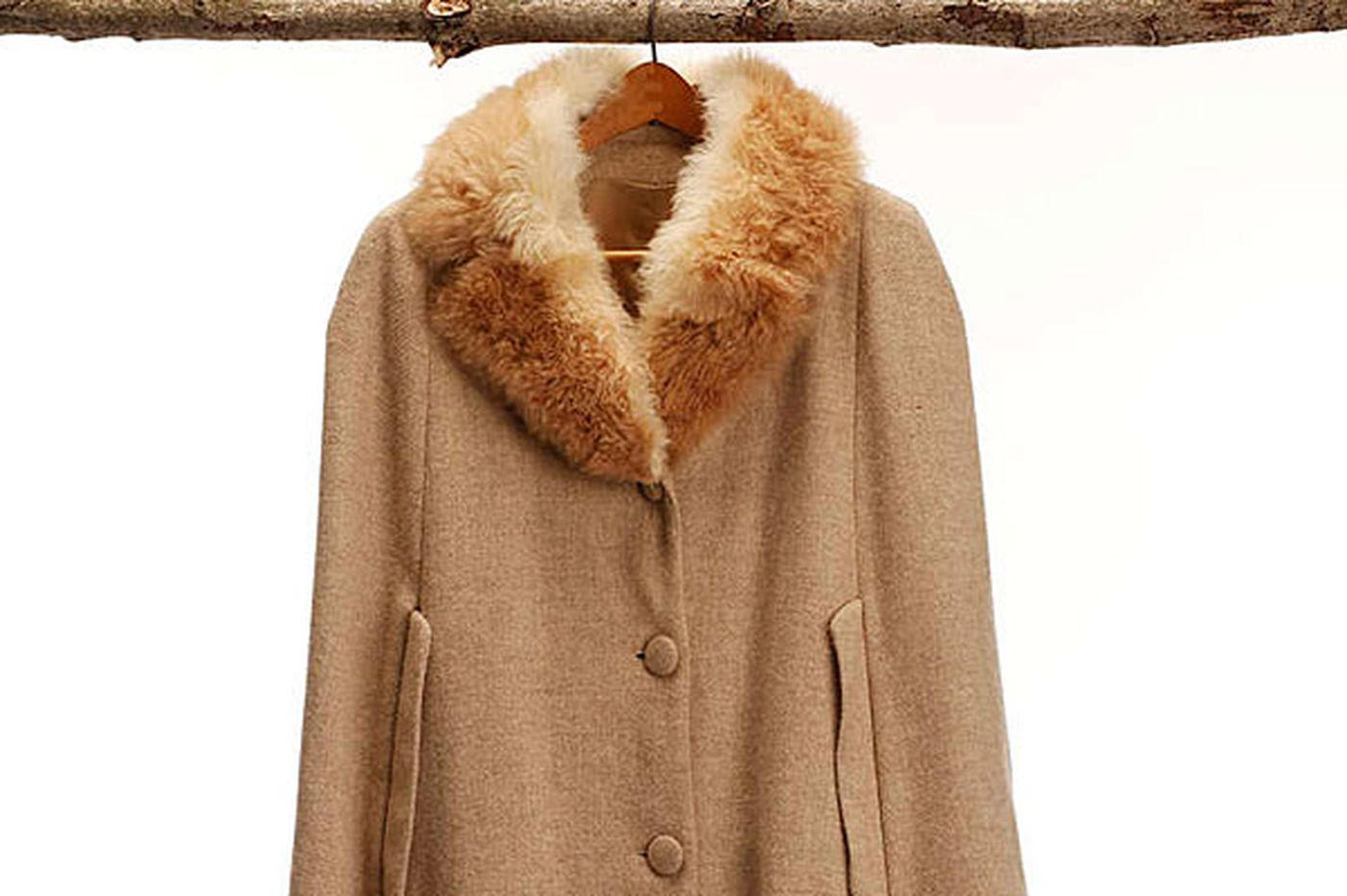 Charting life's changes - through coats