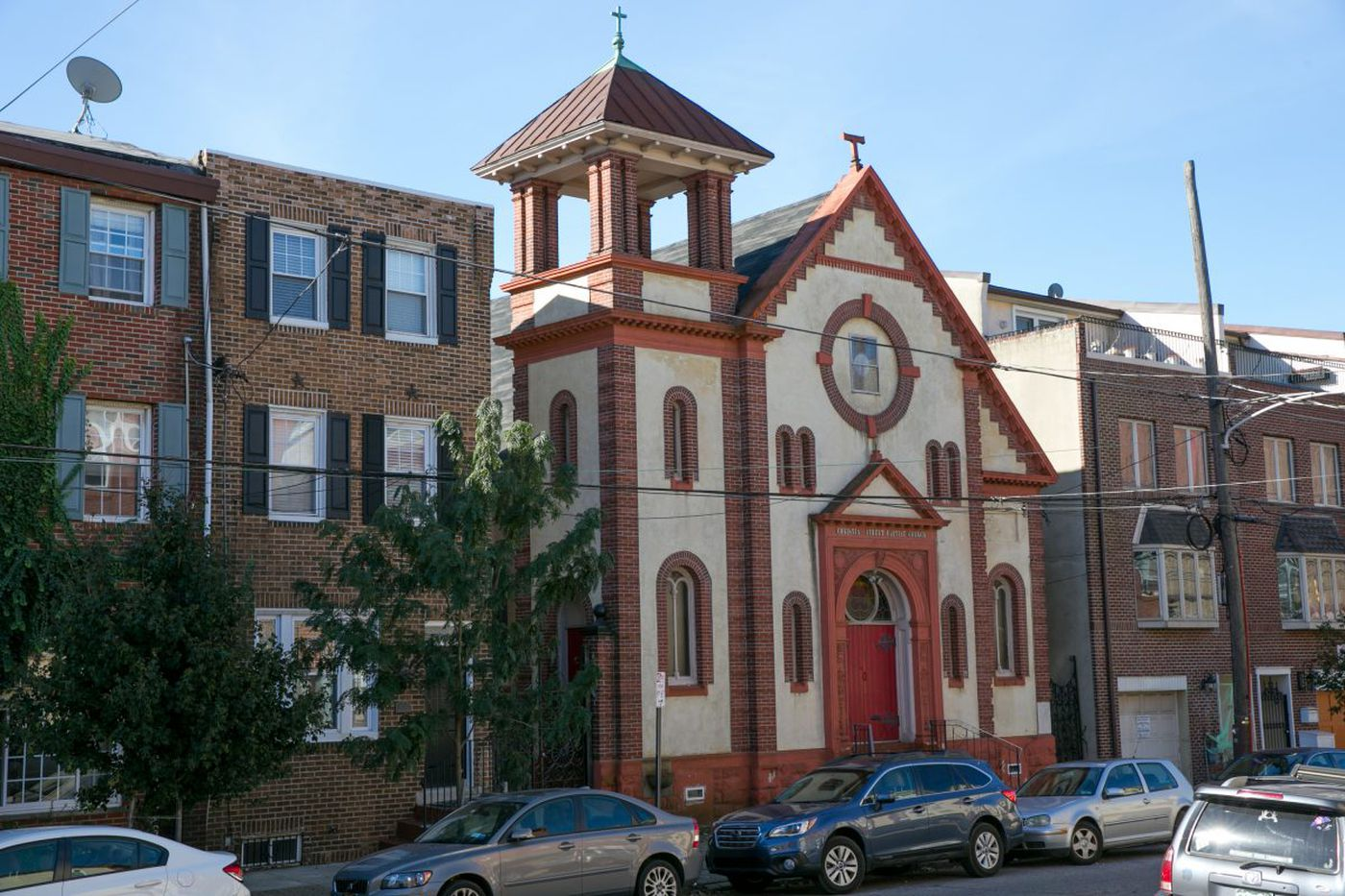 Briefly protected and then not: Bella Vista church again headed for demolition