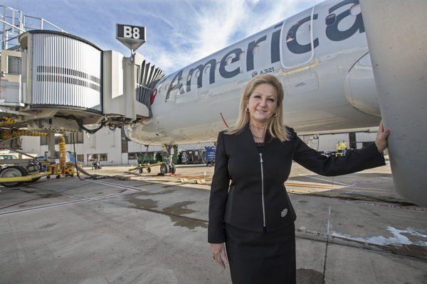 American Airlines names first woman to run its Philly airport hub