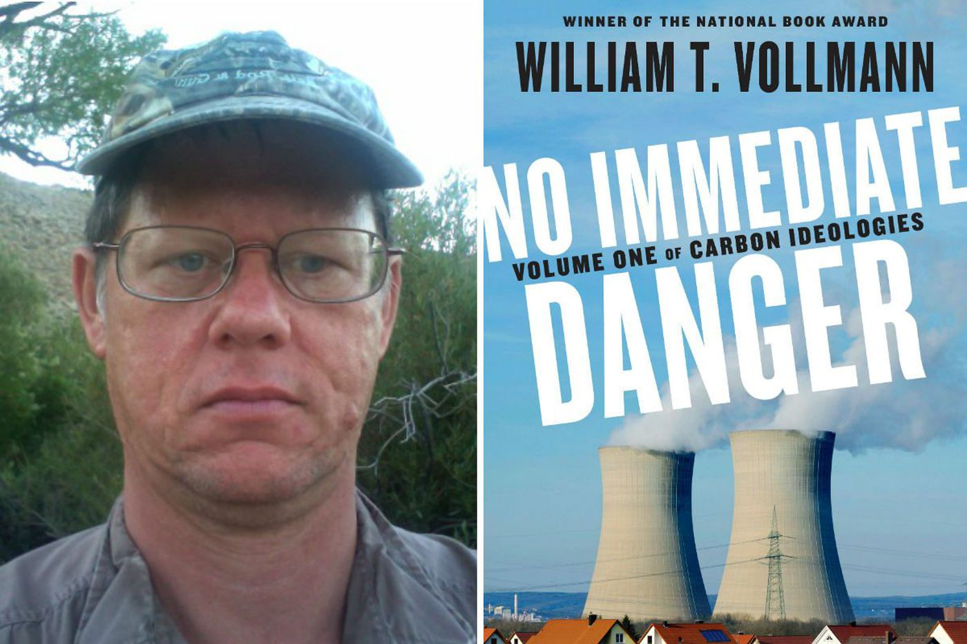 William T. Vollmann's 'No Immediate Danger': A searing indictment of climate denial, who we are, what we've done