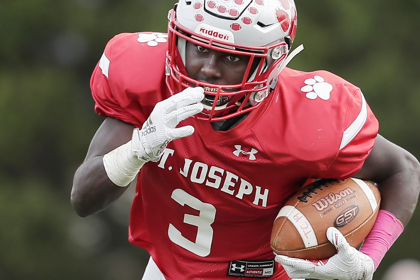 Saturday's South Jersey Roundup: Kavon Lewis collects three touchdowns to lead Penns Grove over Paulsboro for South Group 1 title