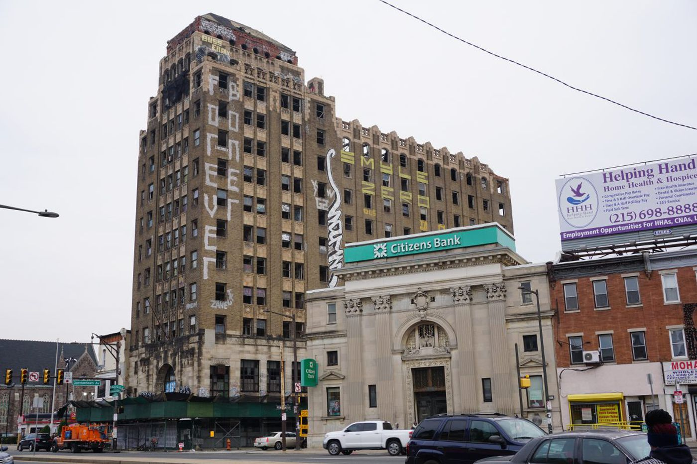 Beury Building, Penn Wynn House among Philly recipients of state historic rehab tax credit