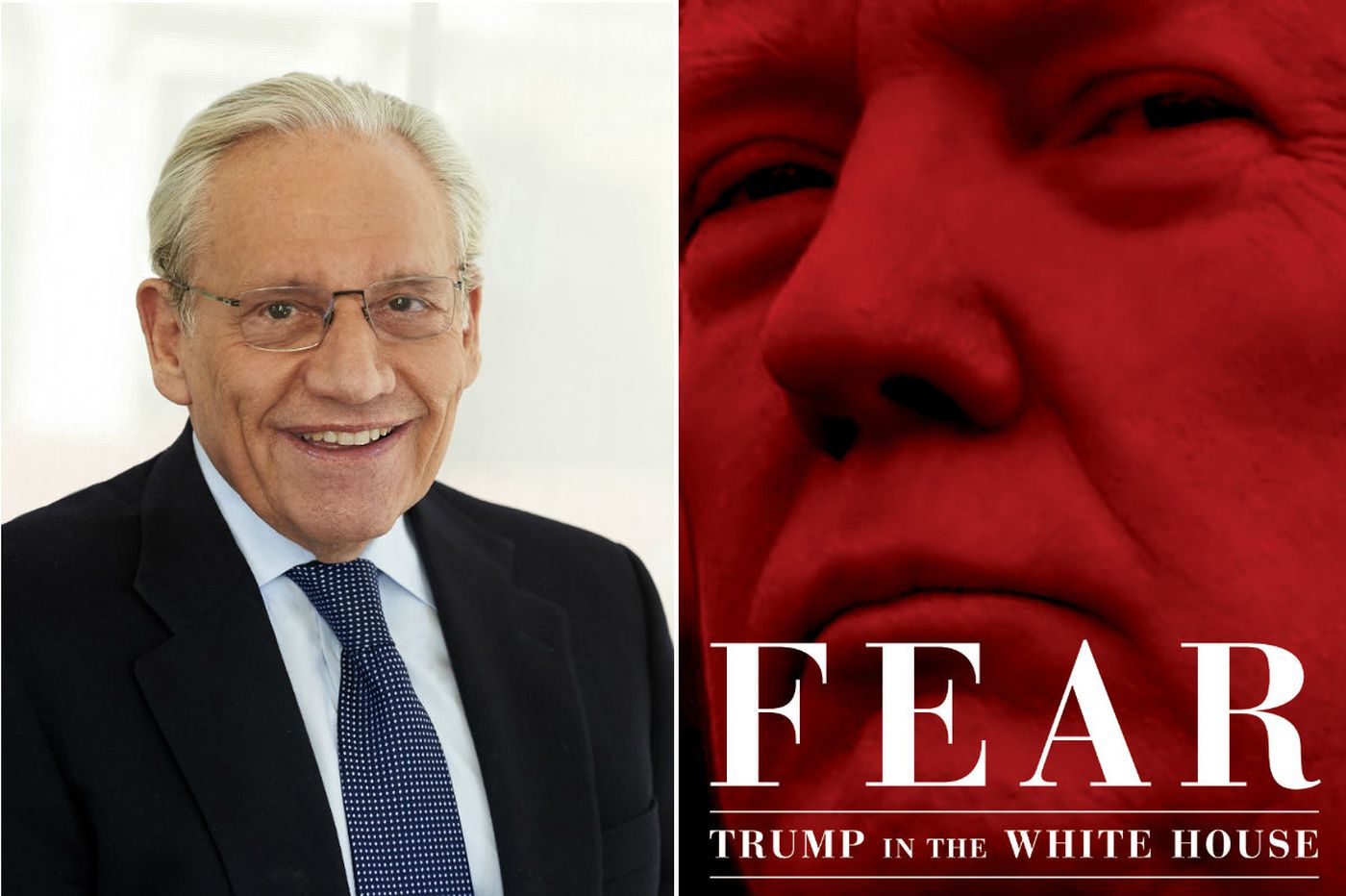 Bob Woodward gets emotional as he preps for Philly visit: 'We have to wake up.'