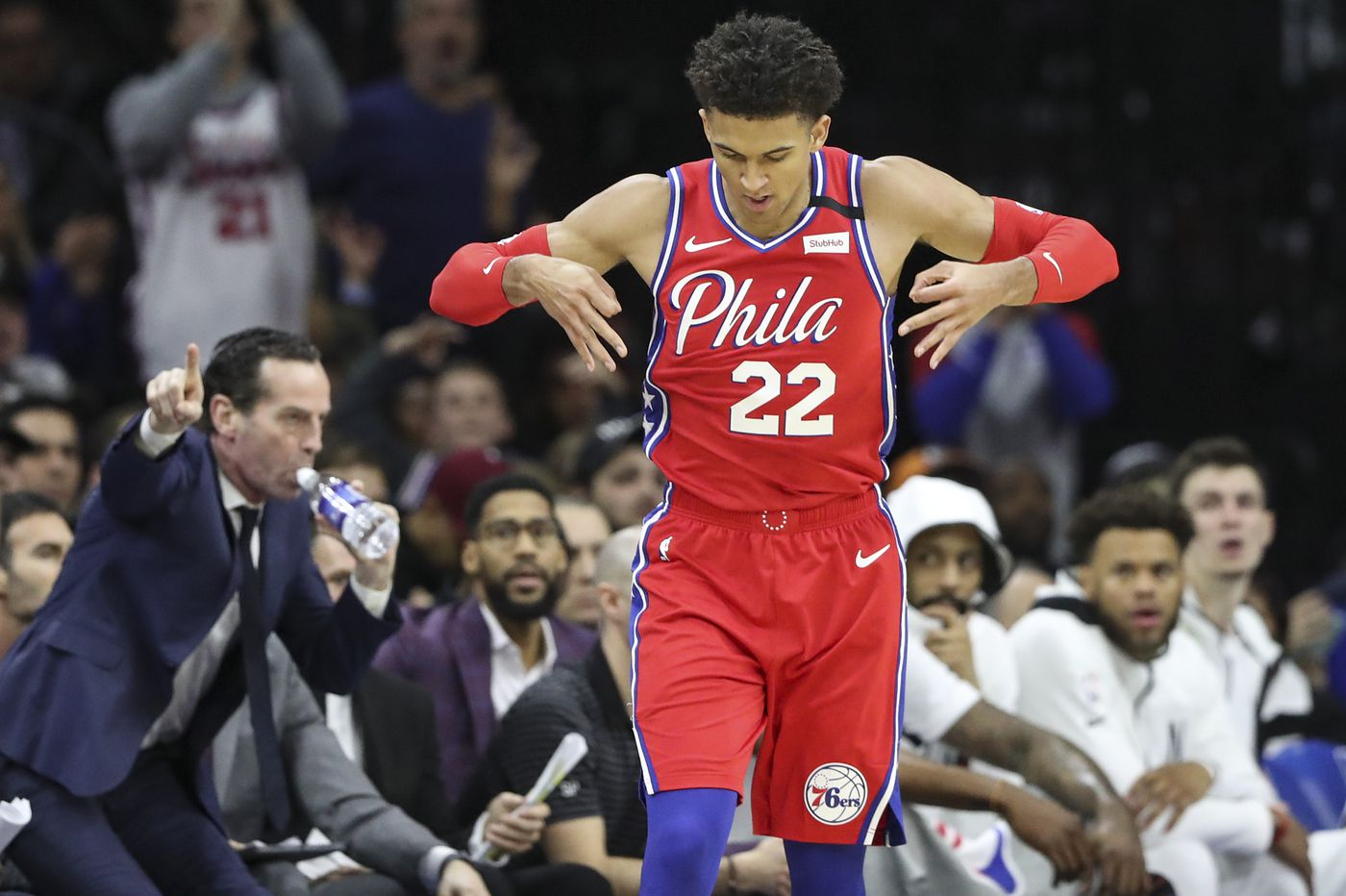 Sixers rookie Matisse Thybulle deserves NBA Rising Stars selection | Off the Dribble