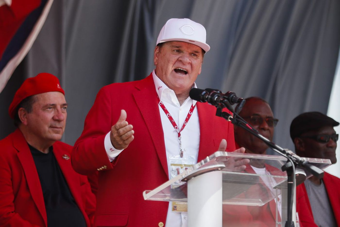 Pete Rose, prospective Phillies Wall of Fame inductee, accused of having sex with underage girl