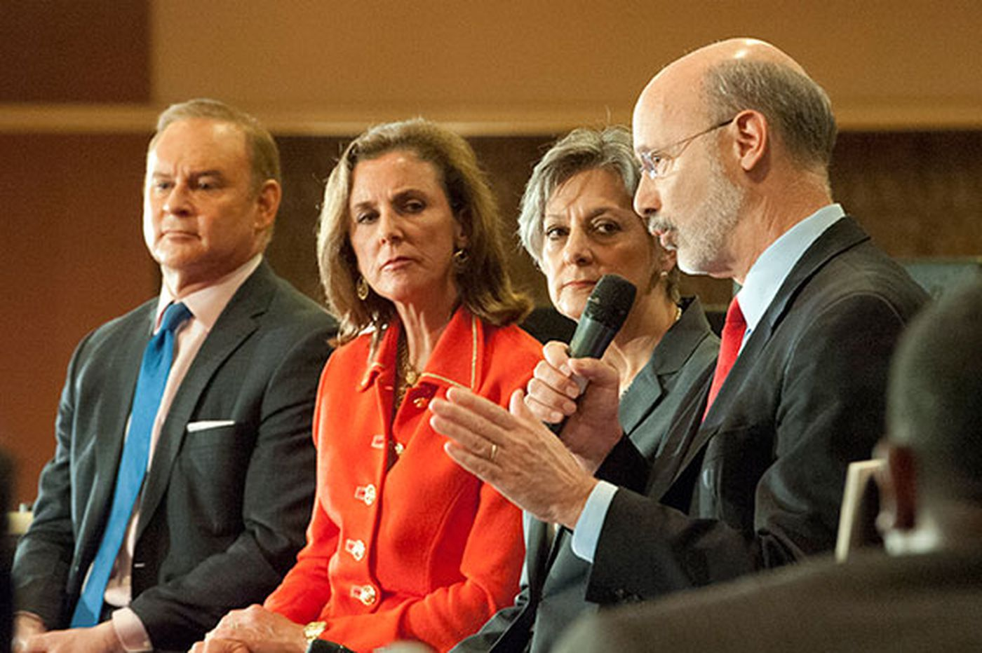 Can the pack catch Tom Wolf?