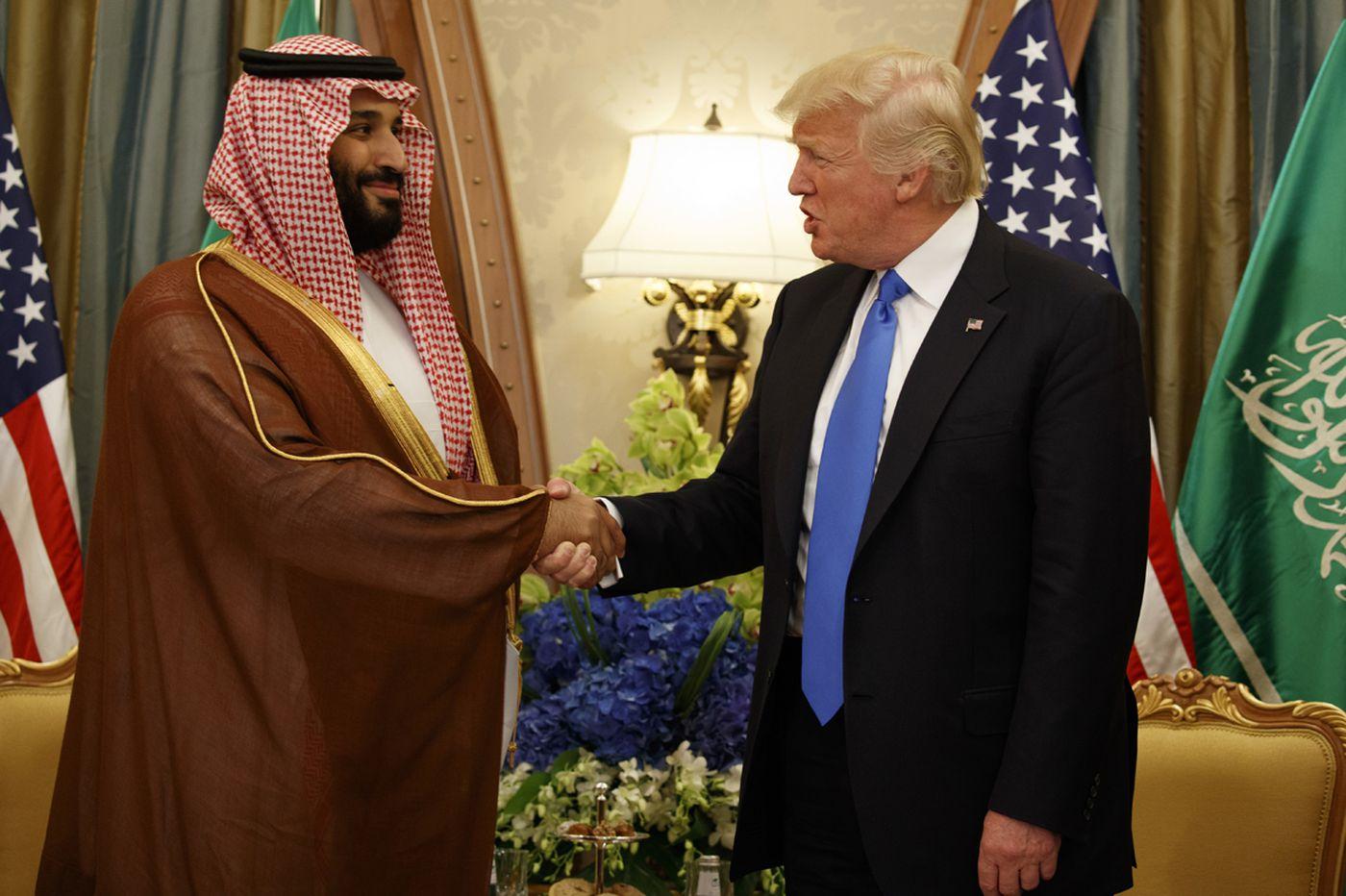 Trump statement sides with Saudi prince in journalist's gruesome murder