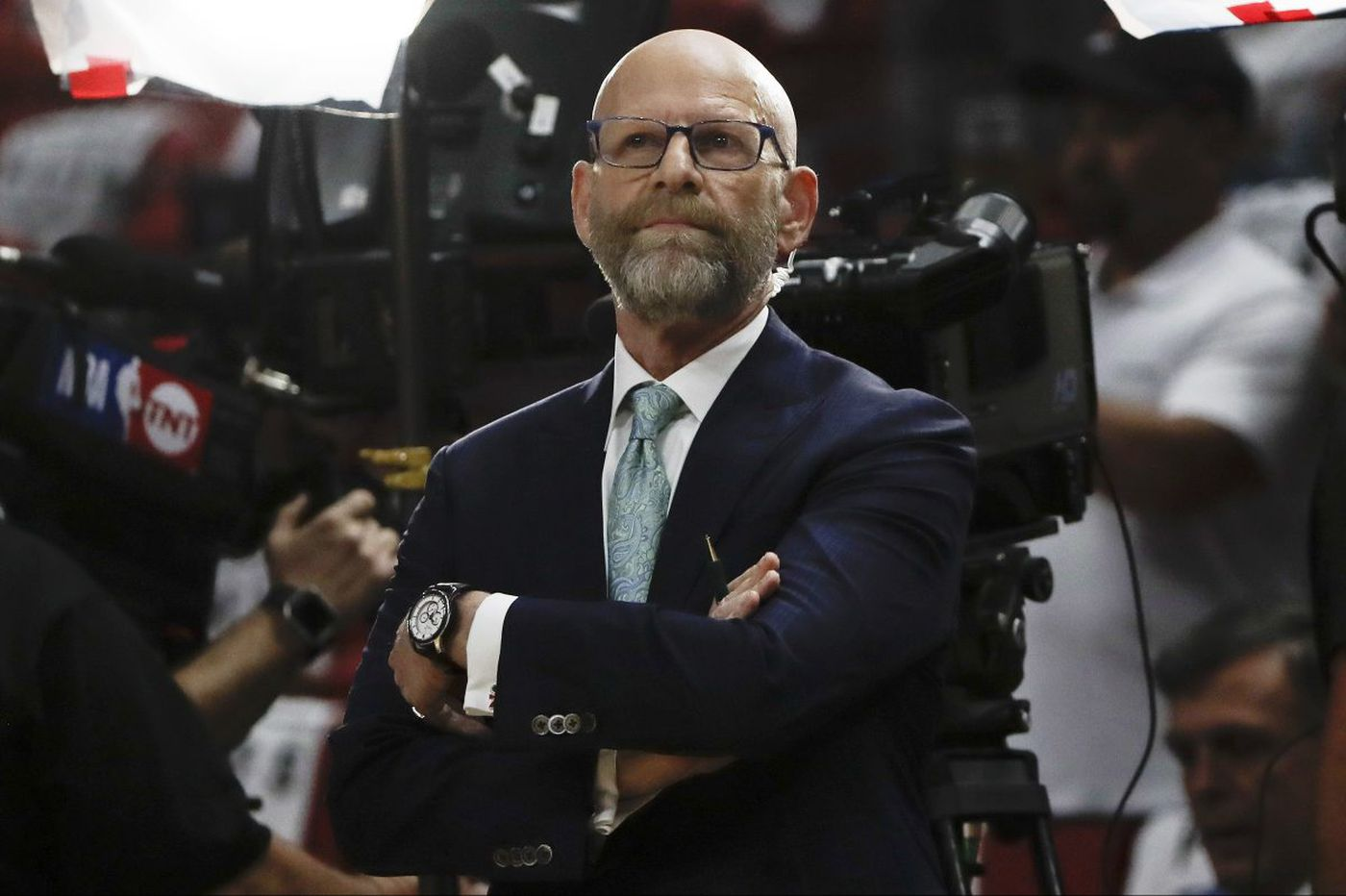 For Marc Zumoff, the 76ers' ups and downs don't matter