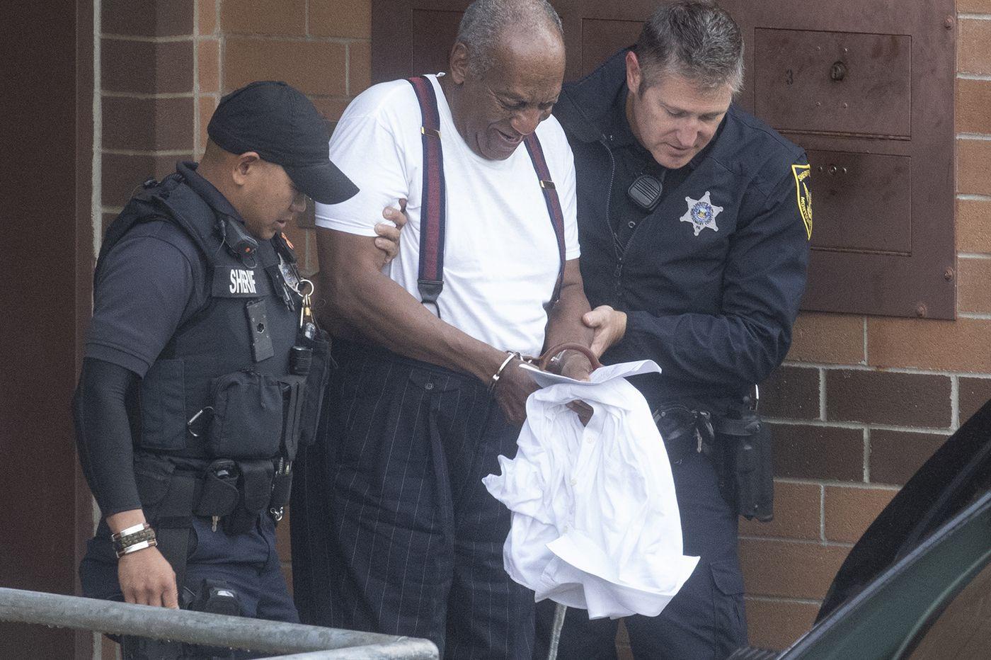 Spokesman: Bill Cosby's wife, children haven't seen him in prison