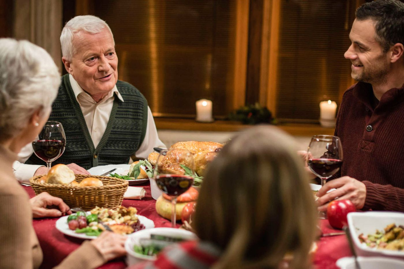 Holiday visit offers good opportunity to assess health needs of aging relatives