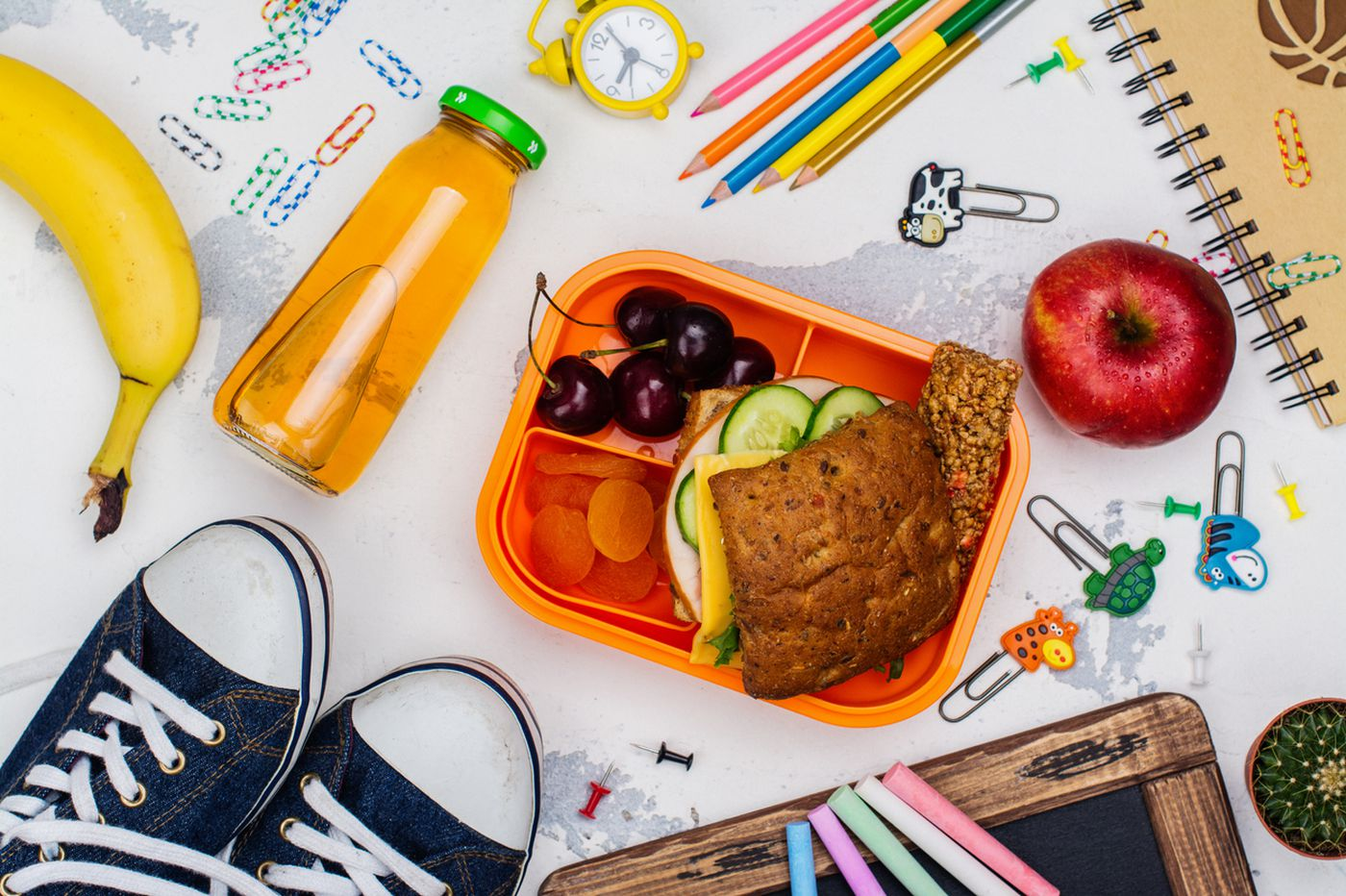 Philly school study finds kids gain weight depending on where breakfast is served