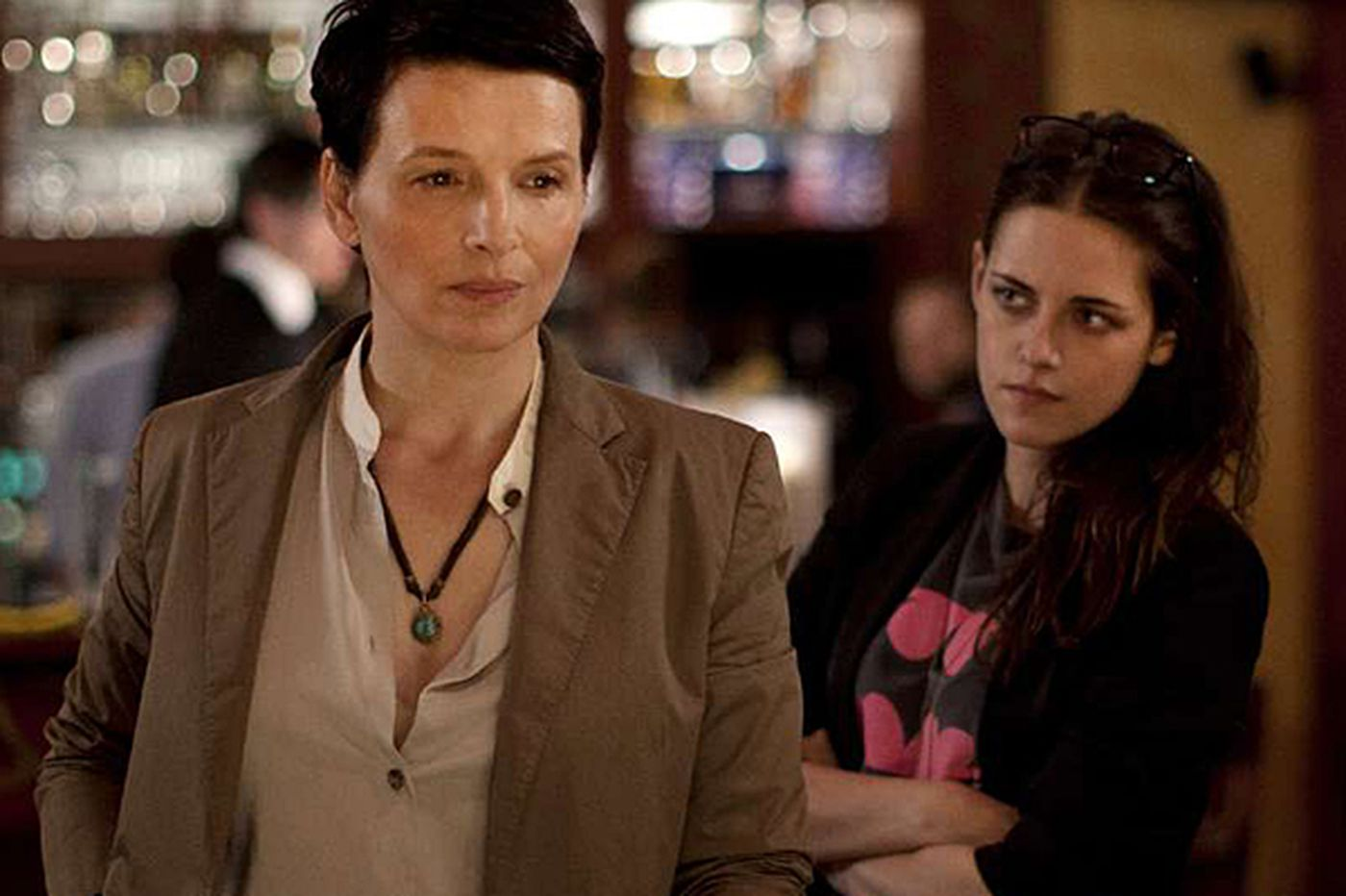 'Clouds of Sils Maria': An actress' angst over time passing, amid beautiful scenery