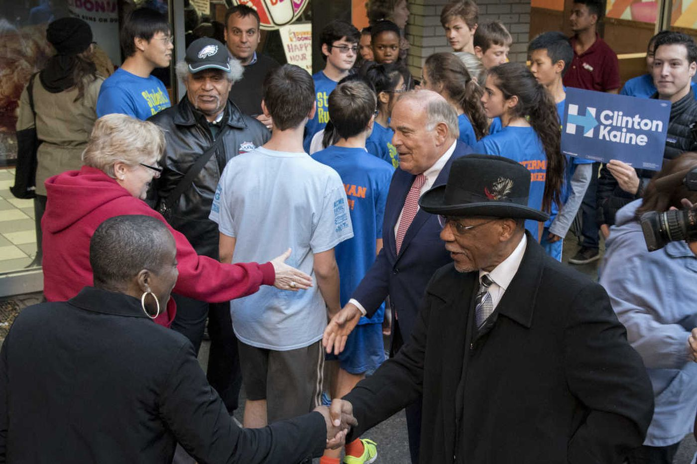 Talk of racial math in Philly elections doesn't add up