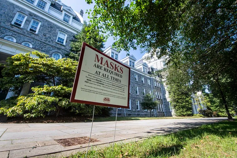 Swarthmore College will close its campus to the public on Monday as part of its effort to combat the coronavirus.