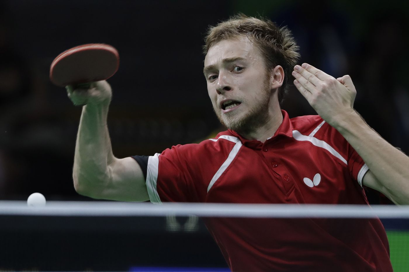 Sports betting: Russian table tennis has been a smash hit with bettors. No, really.