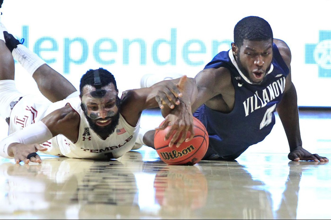 Villanova 87, Temple 67: Five quick observations