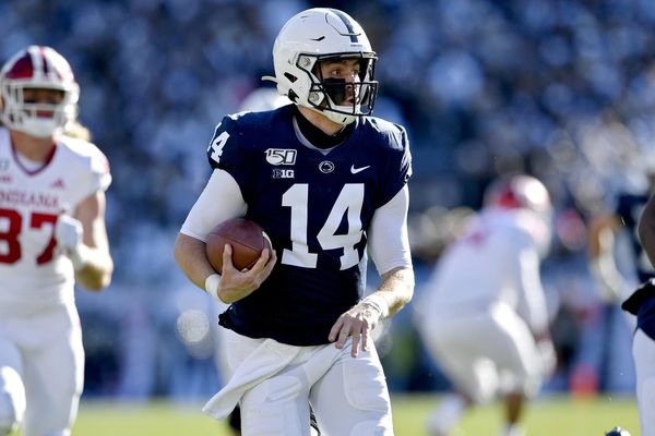 Led by Sean Clifford, Penn State bounces back with a 34-27 victory over Indiana, awaits Ohio State