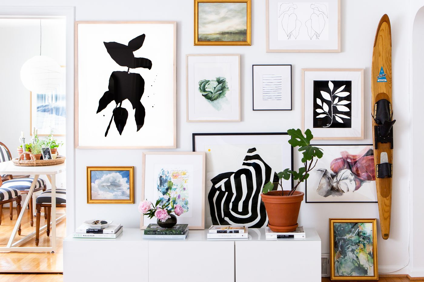 How To Nail A Gallery Wall In Your Own Home