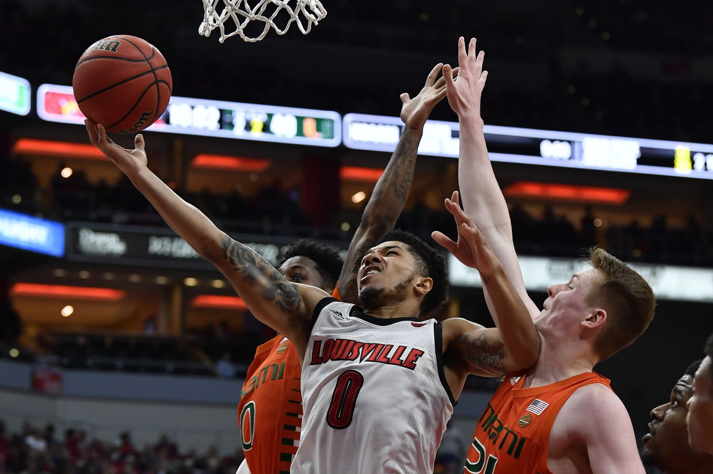 Louisville At Duke Leads Compelling Conference Matchups On