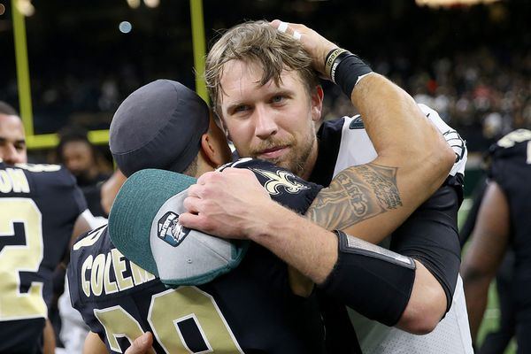Nick Foles' legacy is intact, but loss to the Saints shows why he won't be back with the Eagles | Jeff McLane