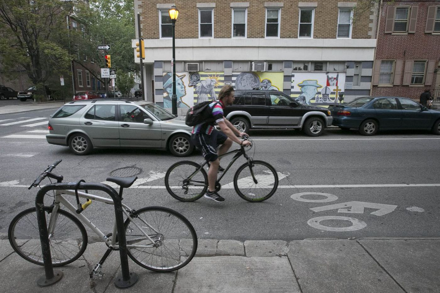 Bike lanes promote safety; time for Philly Council to see that   Editorial