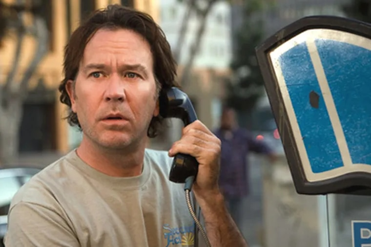 Timothy Hutton plays a former insurance investigator.