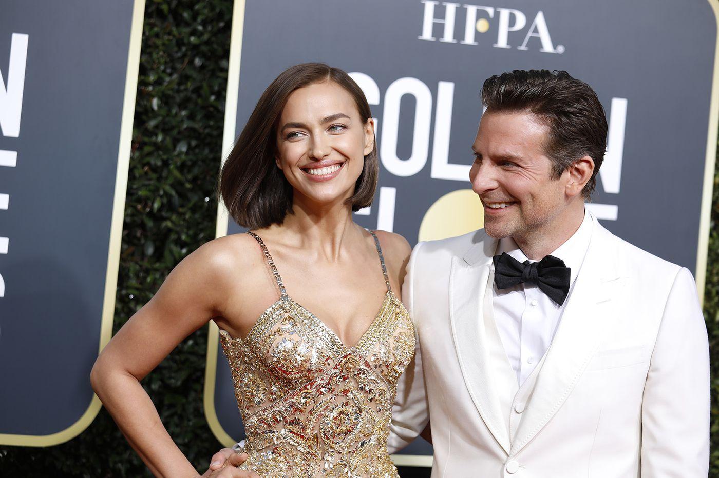 Bradley Cooper splits with model Irina Shayk