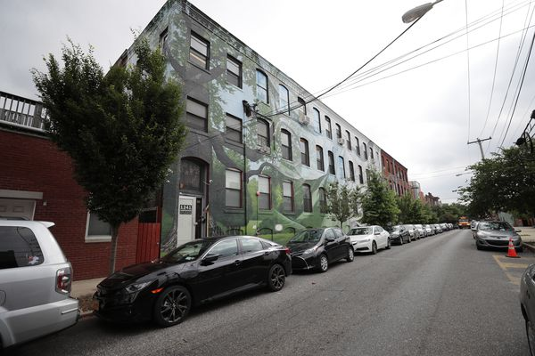 Developers are eyeing this warehouse for artists in changing South Philly. The family who owns it isn't ready to sell.