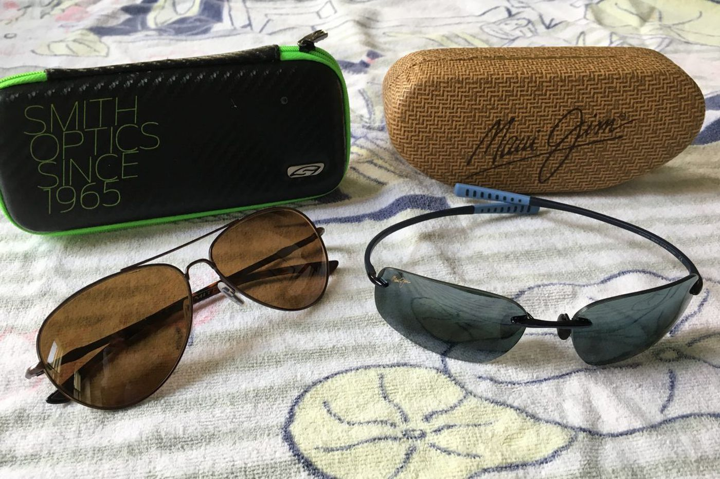 Zero Water, SmithOptics and myrocknrolla have cool gadgets for summer