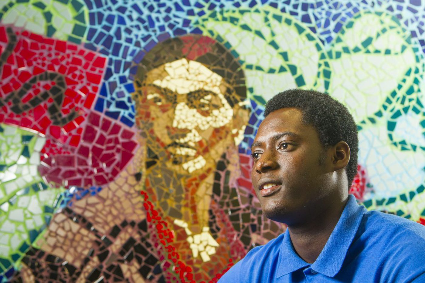 In Philly, opportunities - and honors - for one immigrant student