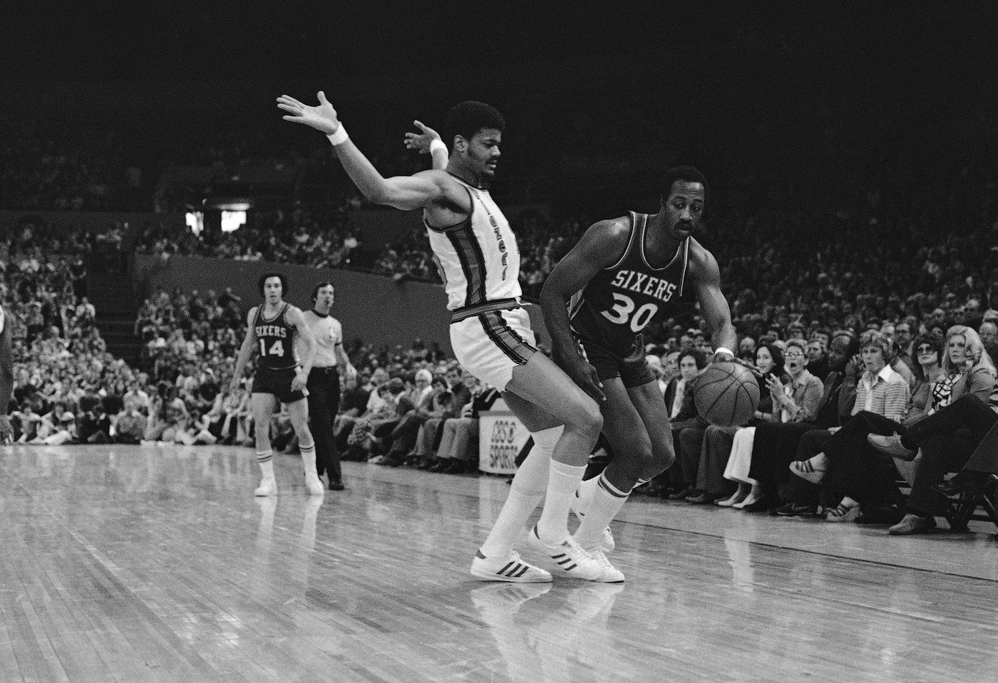 The Best That Never Won Even With Dr J And George Mcginnis The 1976 77 Sixers Were Too Turbulent To Win A Title