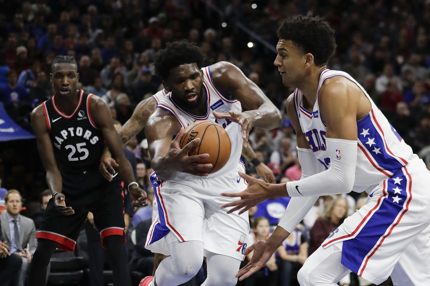 Sixers-Raptors best/worst: Matisse Thybulle's career night; late blunders and poor execution