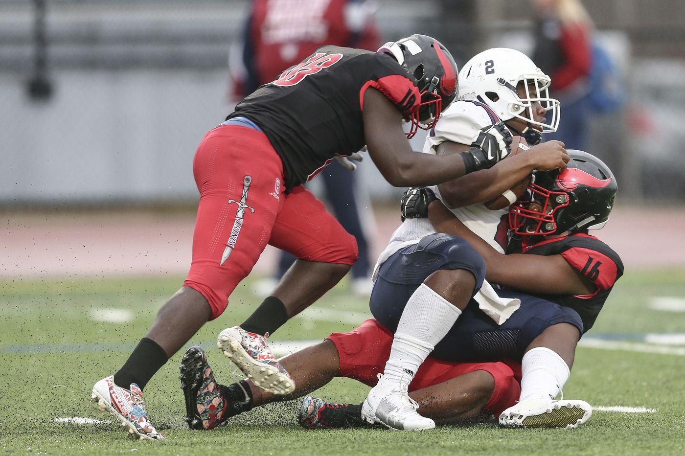 Defense sets pace as Northeast beats Penn Wood