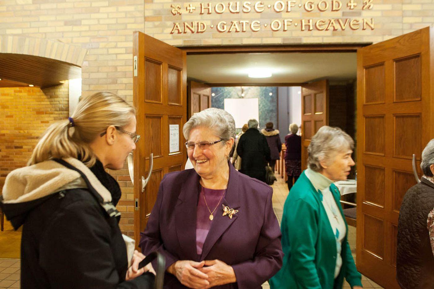 Grey Nuns of Yardley provide peace
