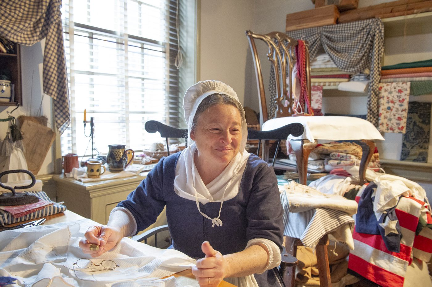 Philly's Betsy Rosses embrace modern entrepreneurism with an old-school upholstery biz