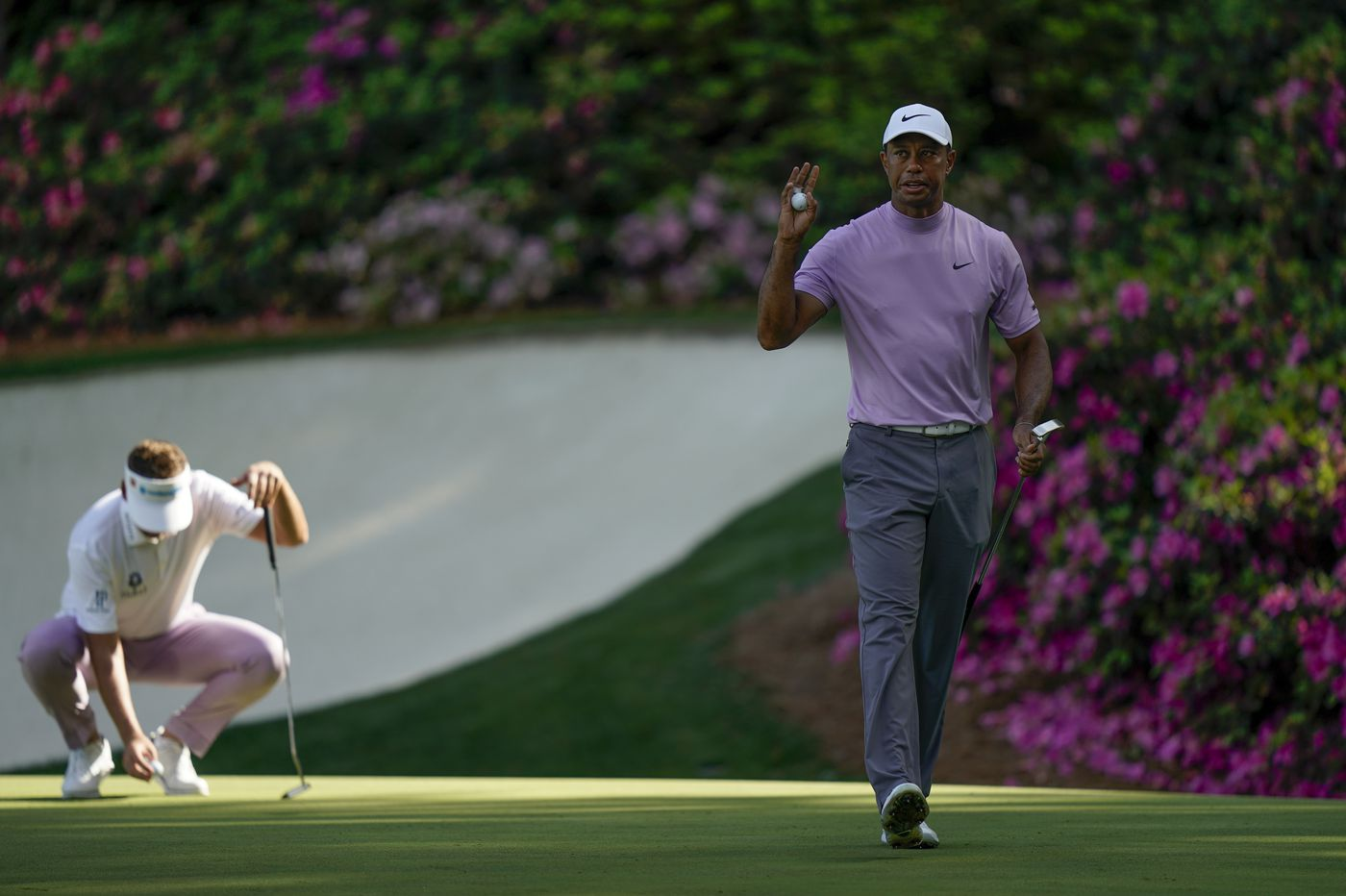 $85K wager on Tiger Woods winning Masters to pay $1.19M