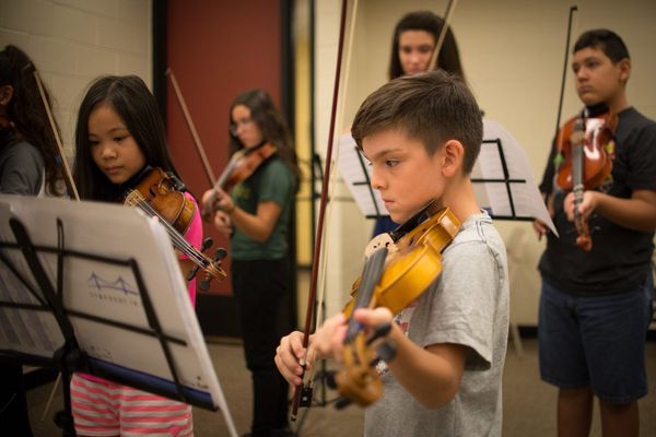 Will private funding save public music education?