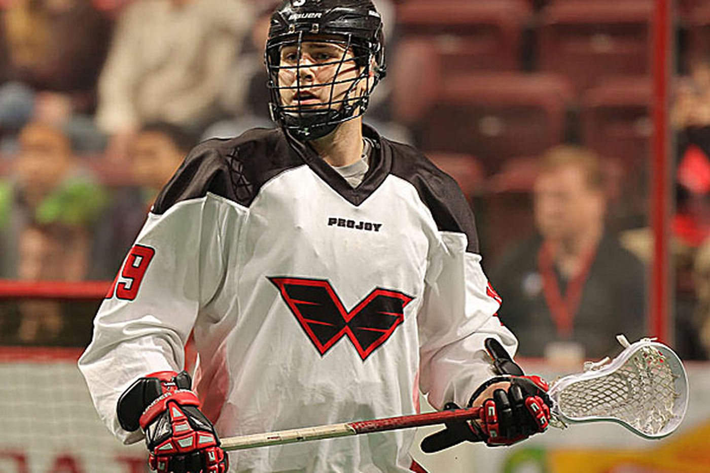 Wings' Thul living the dream as a lacrosse player and West Point grad