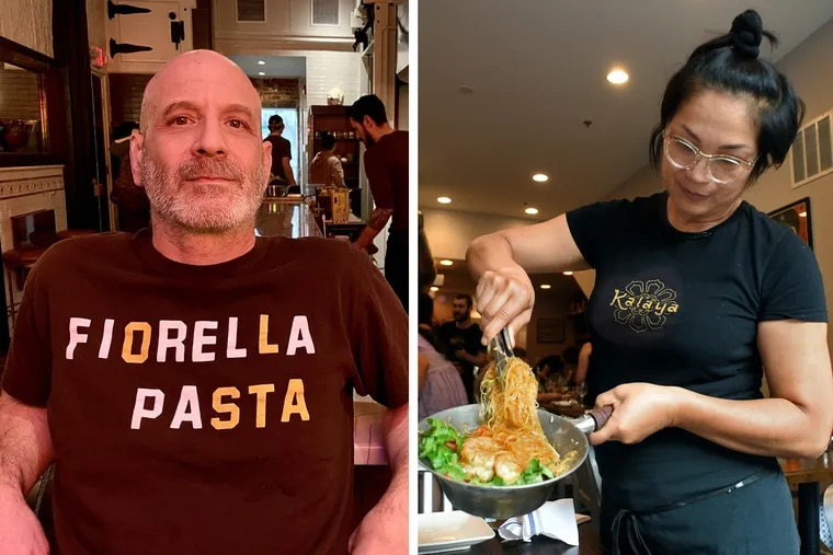 """Marc Vetri is a nominee for best chef, while Kalaya, chef Chutatip """"Nok"""" Suntaranon's BYOB, is up for best new restaurant at the 2020 James Beard Awards."""