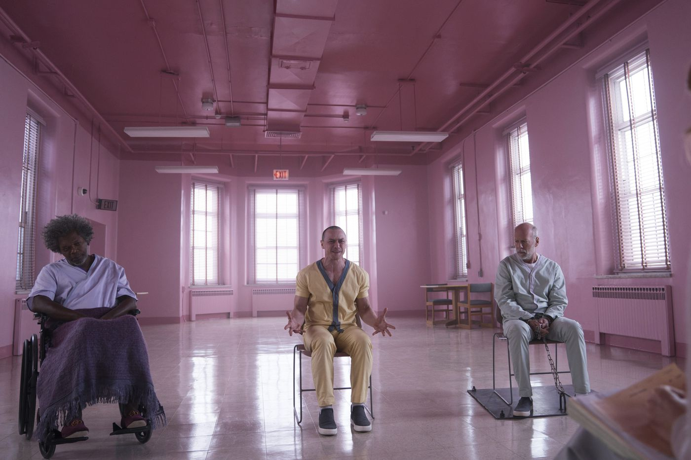 M. Night Shyamalan releases new trailer for Philly-filmed 'Glass'