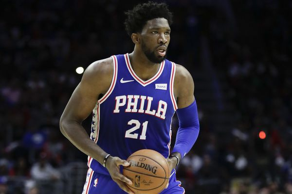 Checking in on Sixers center Joel Embiid at 100 career regular-season games