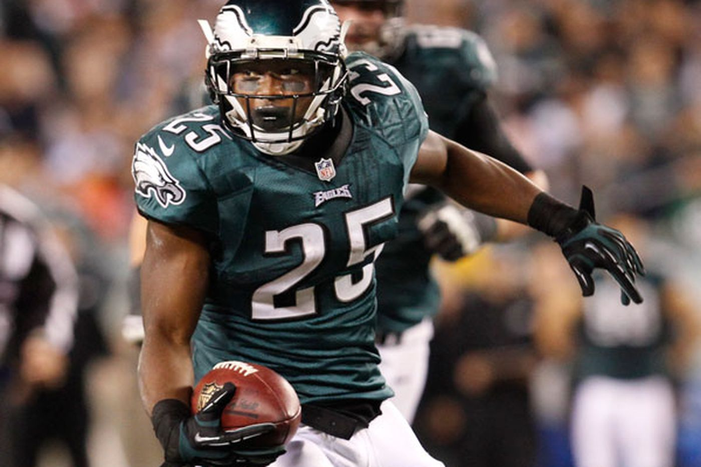LeSean McCoy cementing his place in Eagles history