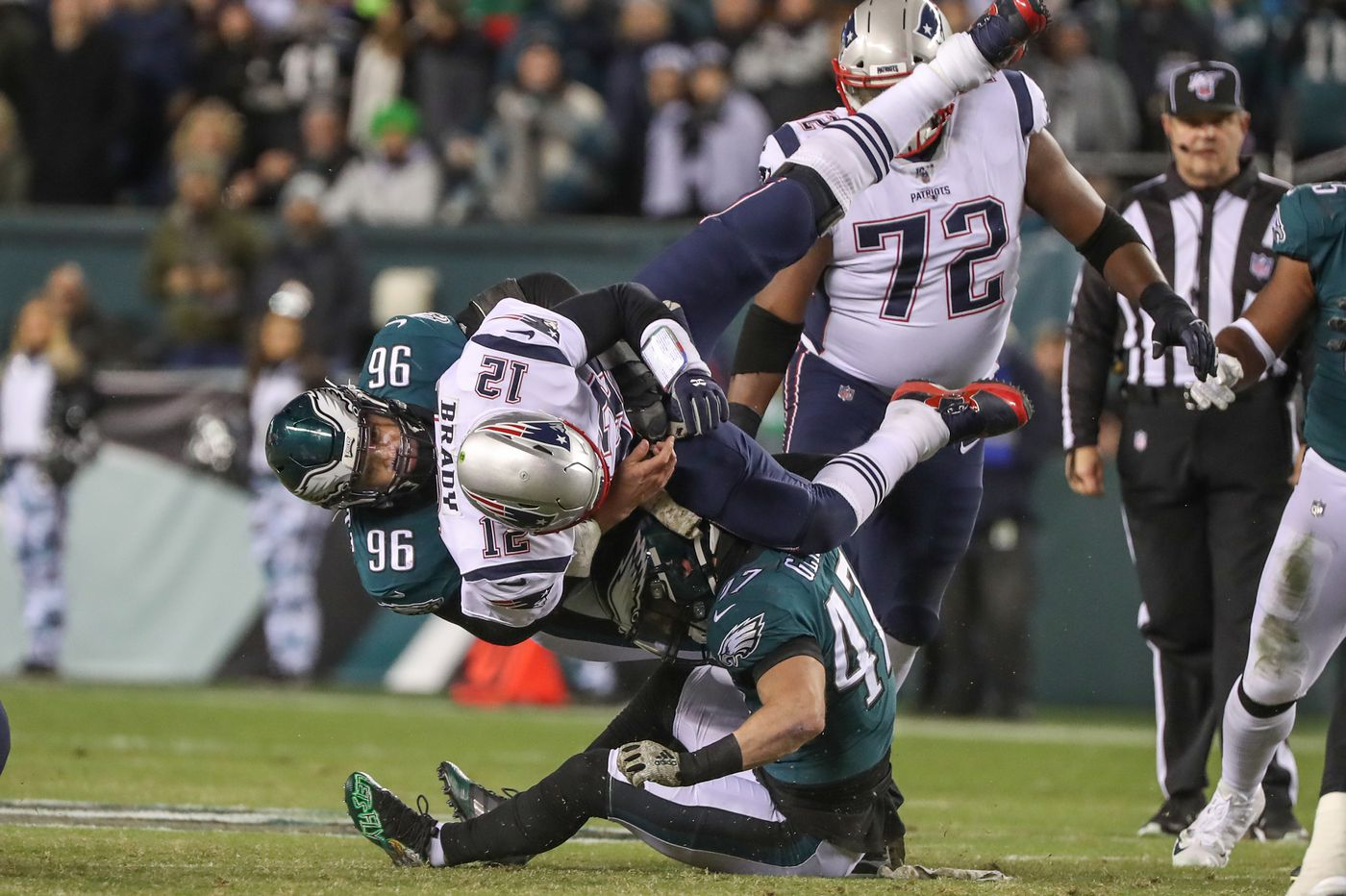 The Eagles probably need to get healthier to match up with Dallas this week, and win the East