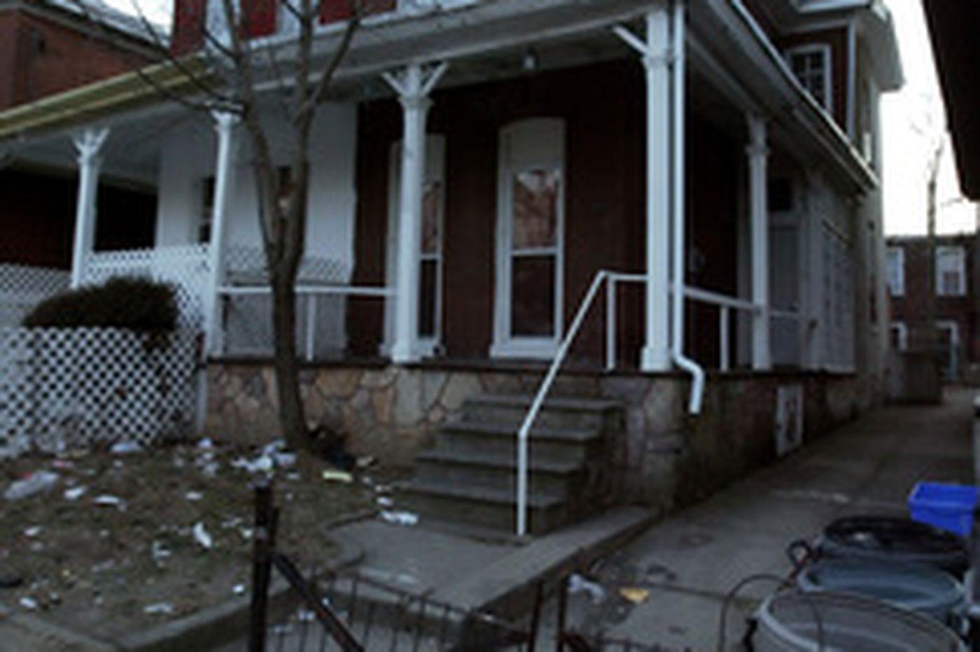 Baby dies in unheated house