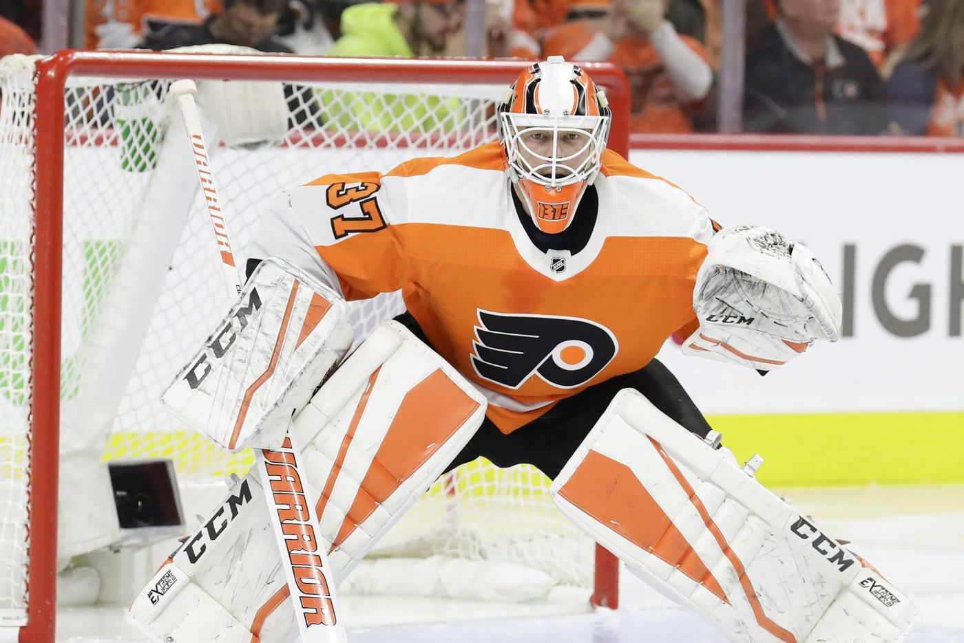For Flyers, positions up for grabs as they face Rangers
