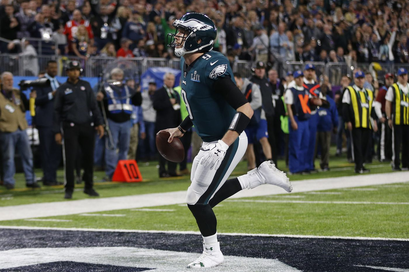 best website 1a389 bda94 Eagles Super Bowl hero Nick Foles expected to sign with ...