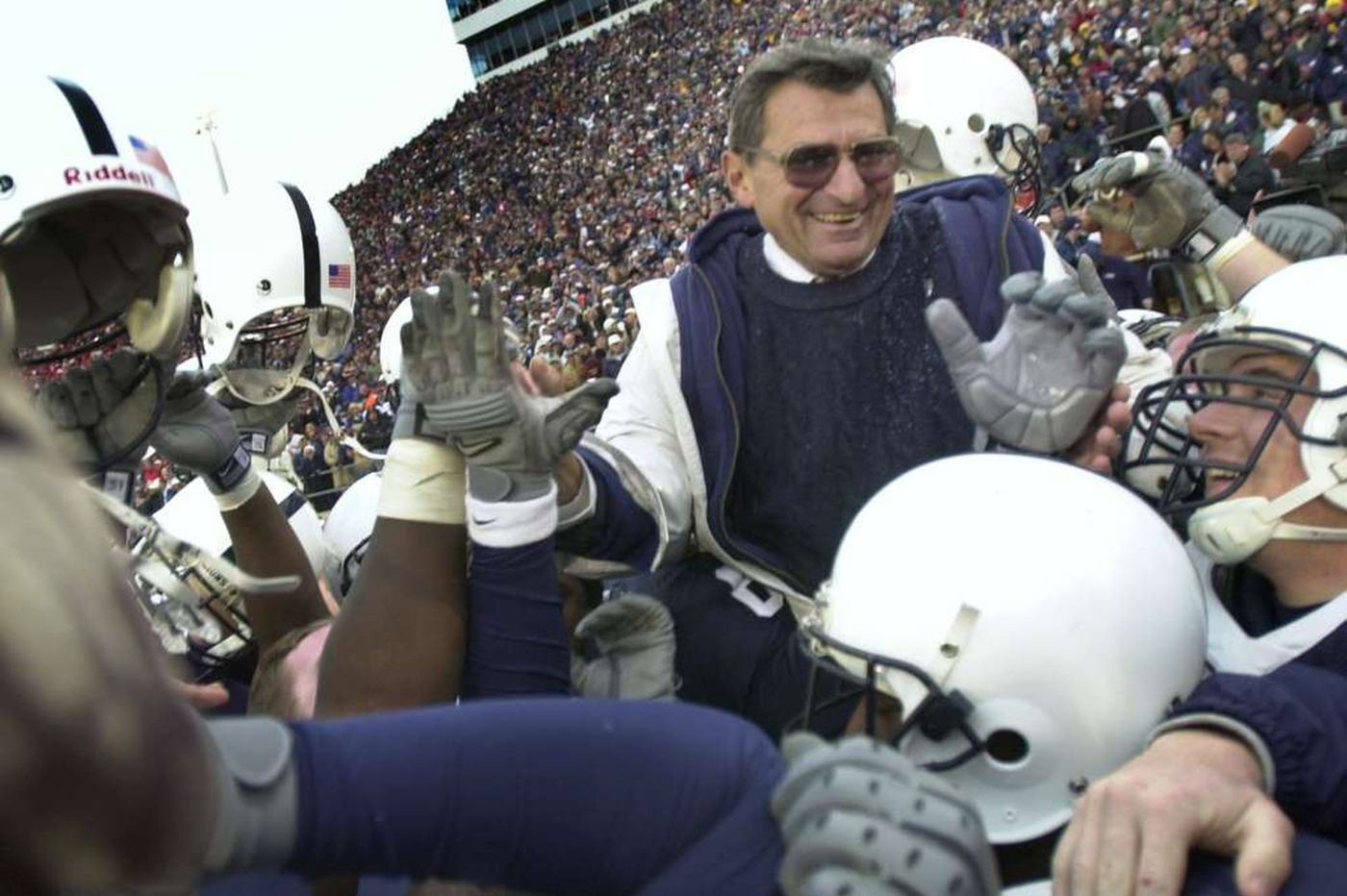 NCAA said in talks over sanctions against Penn State
