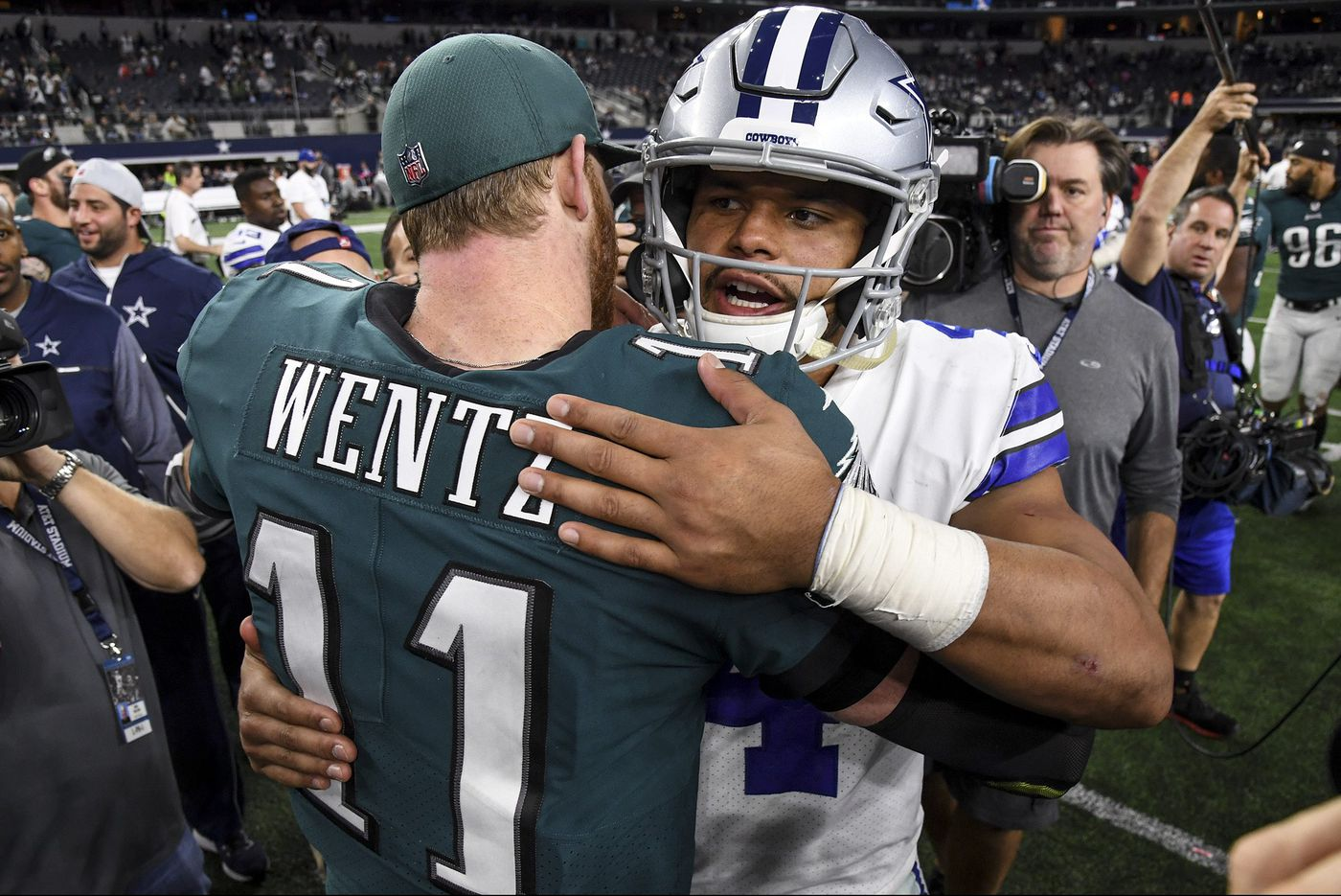Eagles are early touchdown favorites over the Cowboys | sports betting
