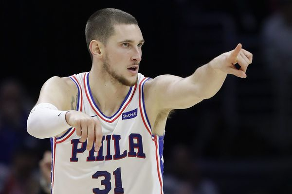 Sixers' Mike Muscala to play vs. Miami Heat