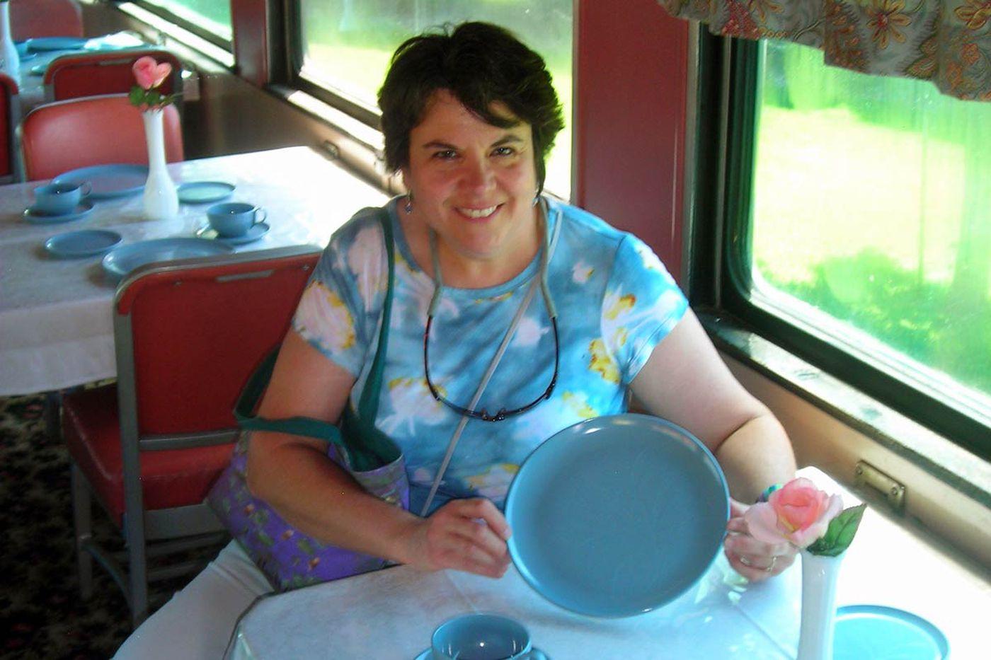 Susan Kraft, 55, park ranger and museum curator